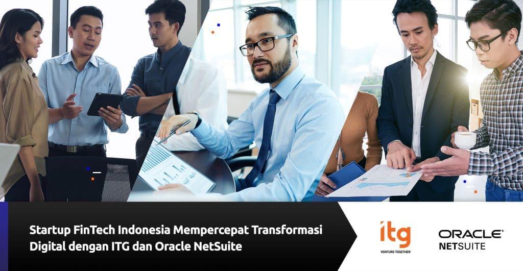 ITG & Indonesian FinTech Company Customer Success