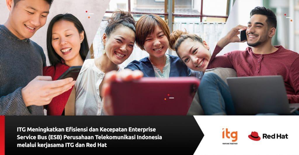 ITG & Indonesian Telecommunications Company Customer Success